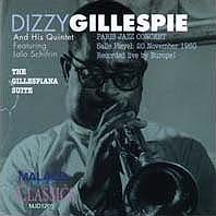 dizzy gillespie discography